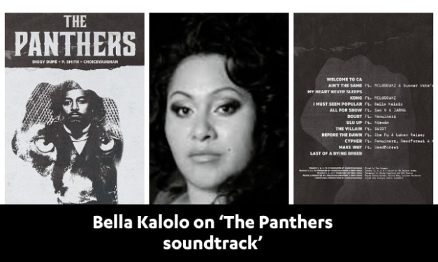 Bella Kalolo on 'The Panthers soundtrack'