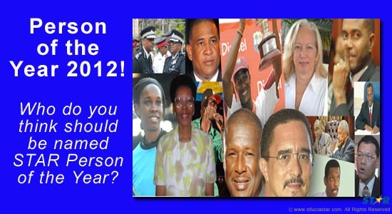Help Us Choose A Person Of the Year 2012?