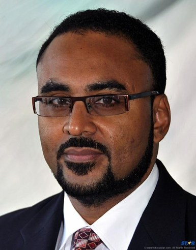 Mr Isaac Anthony, newly appointed CEO of the Caribbean Catastrophe Risk Insurance Facility (CCRIF)
