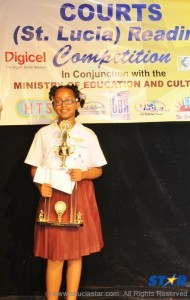 Kharyce Moonie, Reading Champ