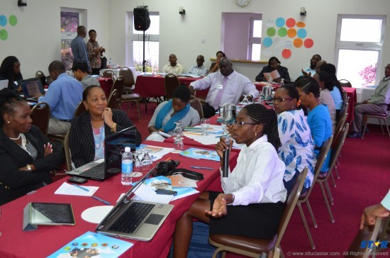 Workshop participants at a recent conference in Grenada posed the question: How far is too far when it comes to reporting on matters involving children?