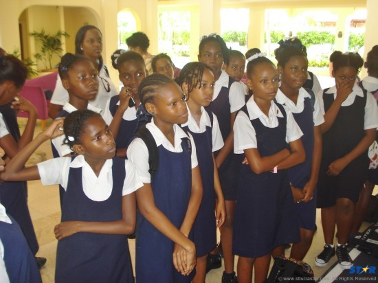 Ave Maria students received the Royal treatment from Rex Resorts.
