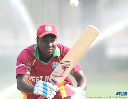 West Indies senior player Stafanie Taylor.