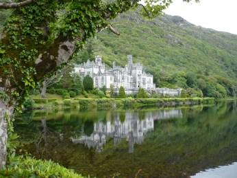 Third Place, Sense of Place: Photo by Evan Steeves, Kylemore Abbey, Ireland. National University of Ireland, Galway Irish Language Summer Course 2014