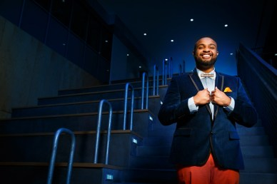 Music alum David Billingsley started the Billingsley School of Music and Arts, a non-profit that provides free arts education to underserved children.