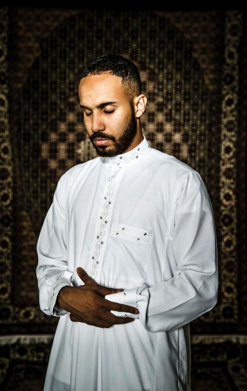 Student Mohamed Malim.