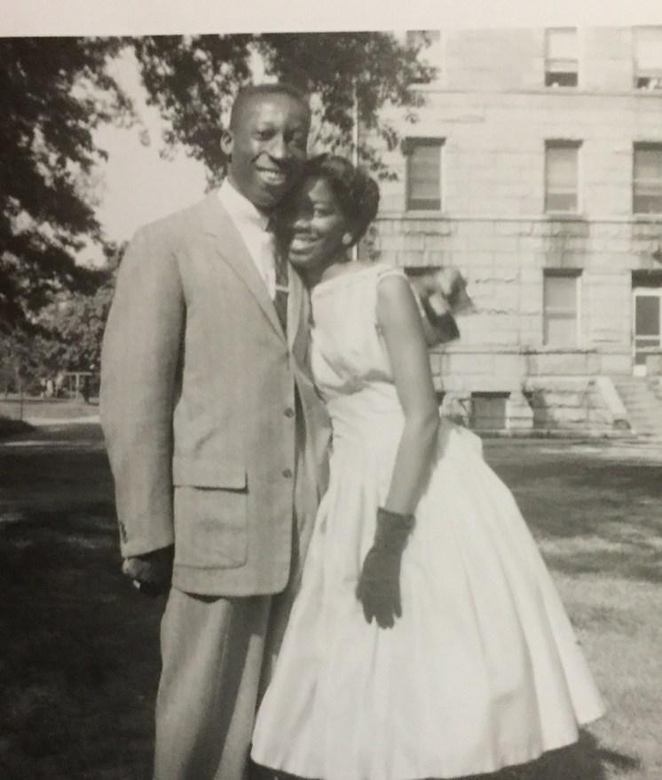 Steve and Doris Bullock.
