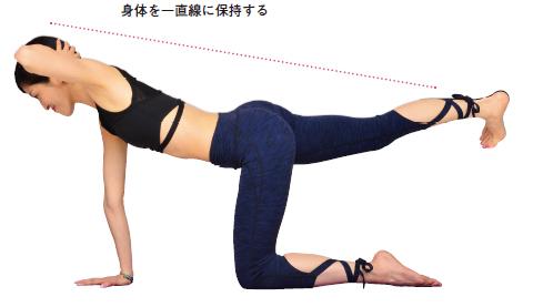 猫背改善エクササイズ③~体幹を鍛えてしなやかな身体になる