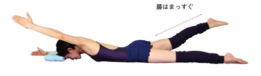 猫背改善エクササイズ④~背筋をピンと伸ばす。バンザイをする