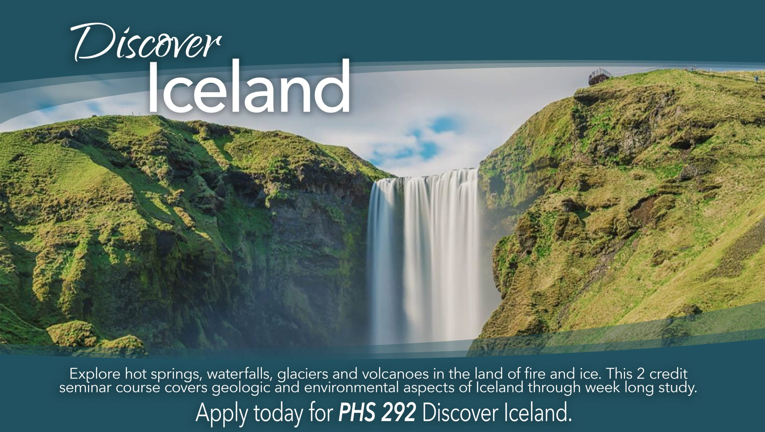 Discover Iceland Information Session On Feb 14