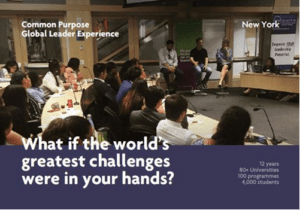 What is the world's greatest challenges were in your hands?
