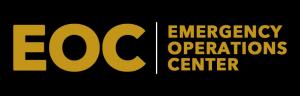EOC, emergency operations center