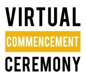 Virtual Commencement Ceremony