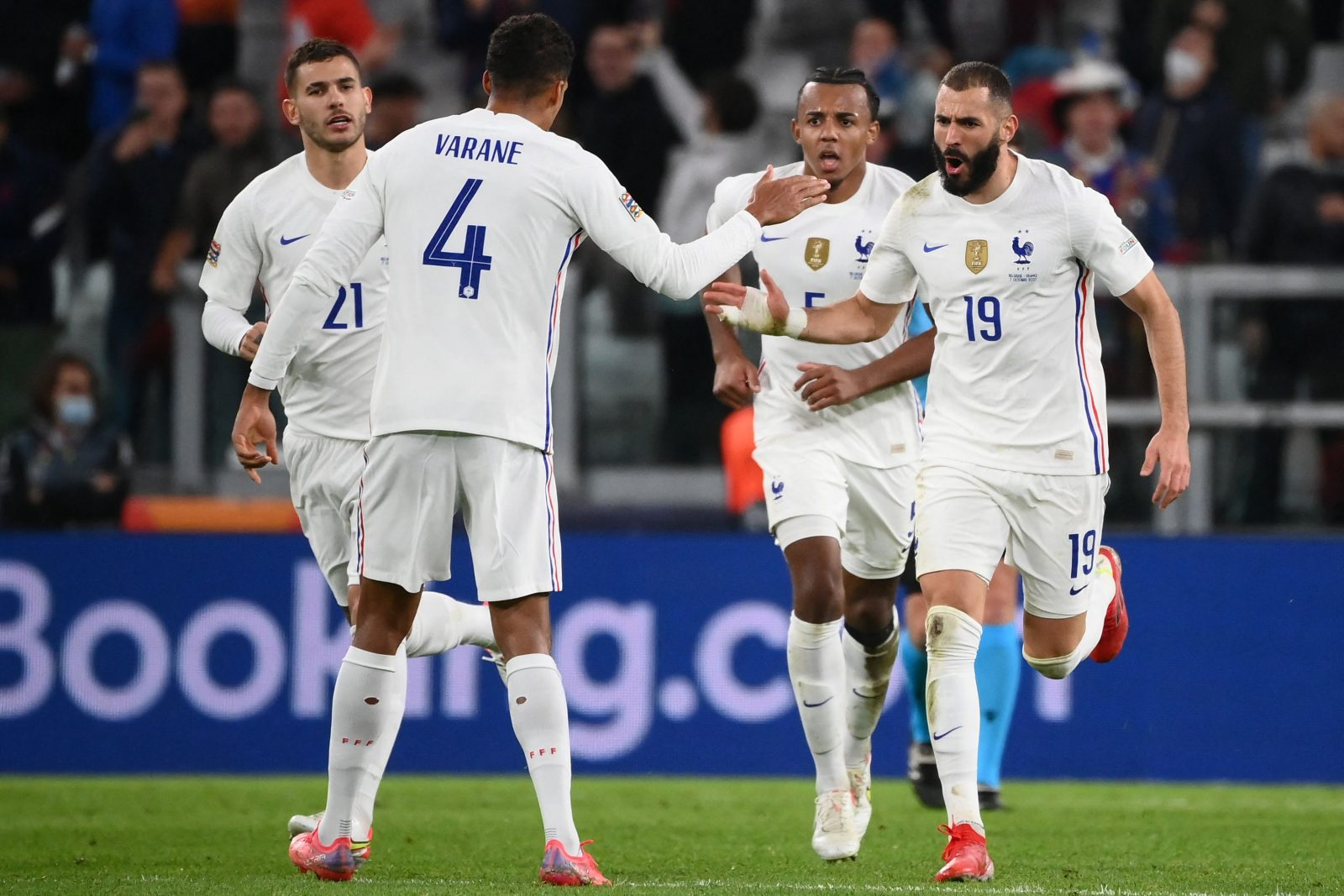 Live coverage of belgium vs france; UEFA Nations League: France VS Belgium — Sports News