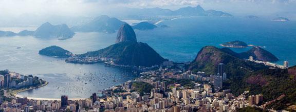 Voli a Rio de Janeiro