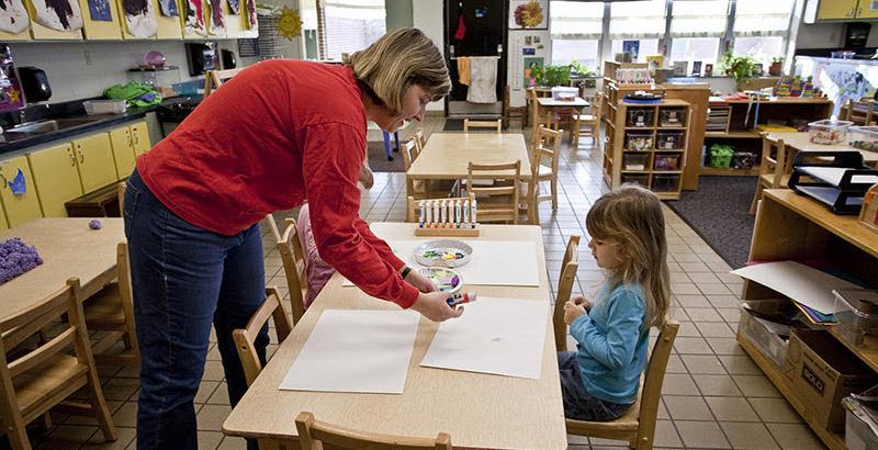 YWCA South Hampton Roads' Child Development Centers At TCC