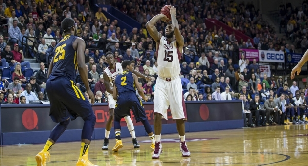 Temple men's basketball is on fire | Temple Now