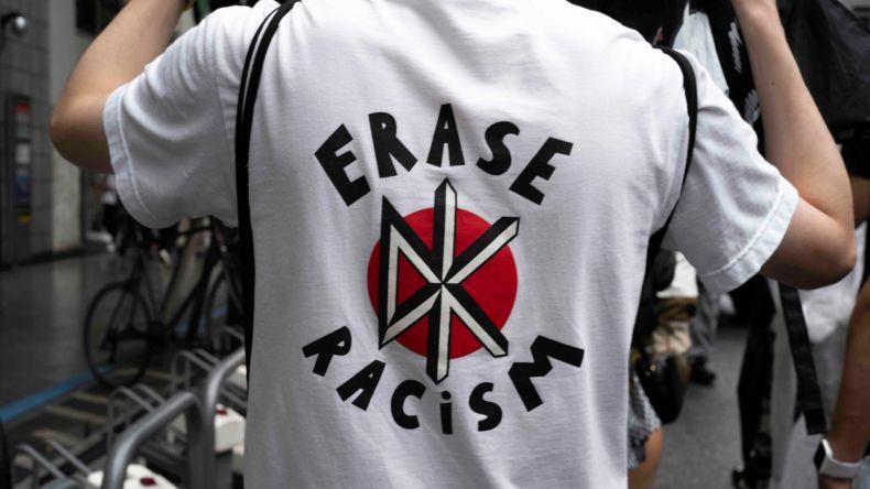 Erase Racism T-shrit