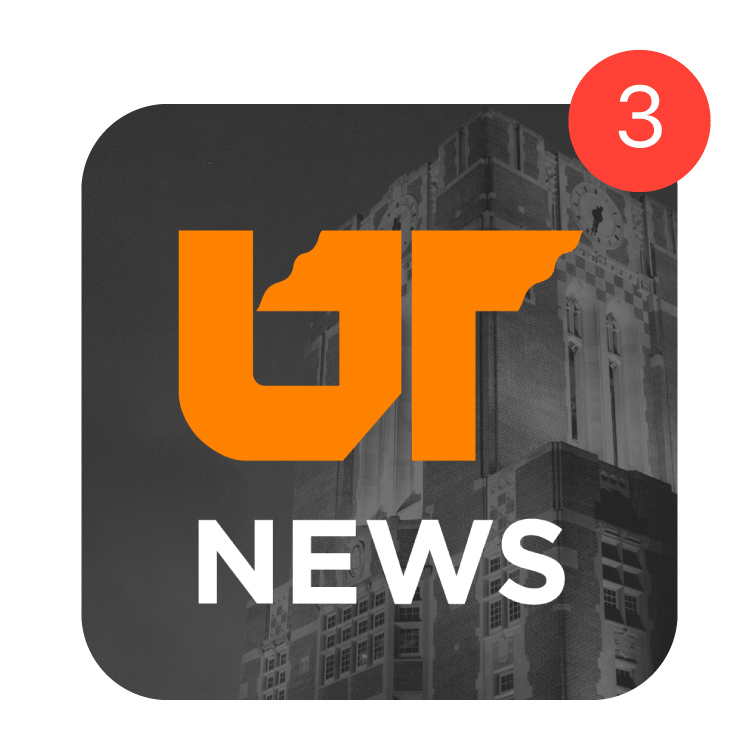 UT News app icon