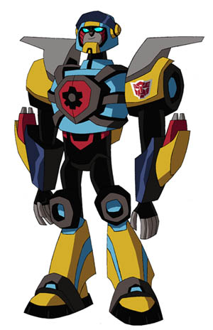 Animated Hot Shot Character Model - Transformers News ...
