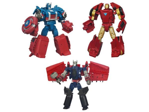 Big Bad Toy Store Update: Transformers Generations Wave 02 ...