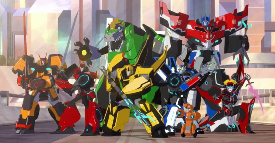 Fan Fiction Story for Transformers: Robots in Disguise