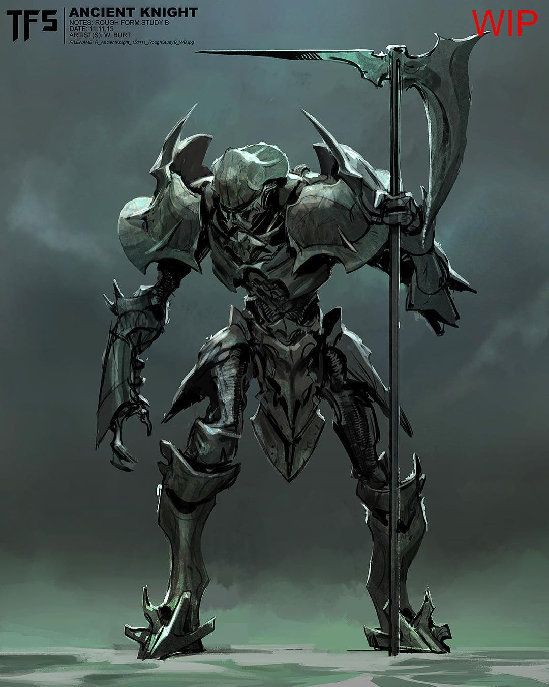 Knights Iacon Transformers Concepts