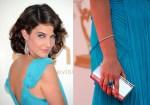 Colbie Smulder's aquamarine ring