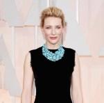 Cate Blanchett Oscars 2015 - via Twitter