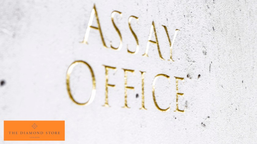 Entrance to theLondon Assay Office, one of the four locations where UK hallmarking is carried out