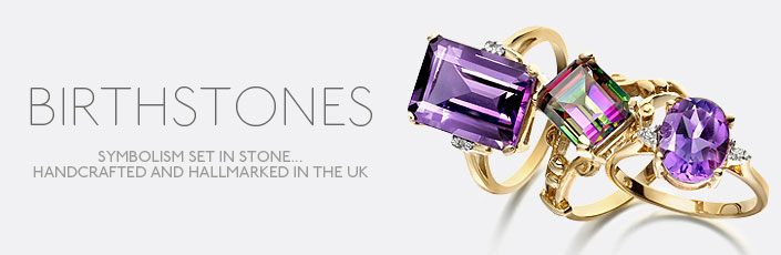 Discover your birthstone jewellery