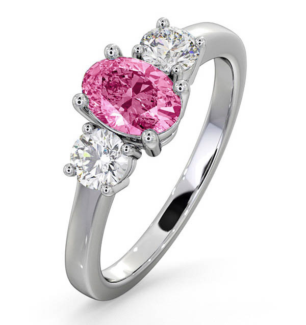 Pink Sapphire - Meaning of Gem Colour in Engagement Rings