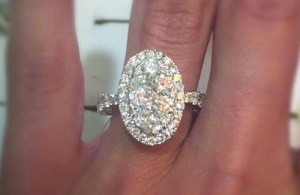 Magnificent Engagement Ring ONLY £2,319