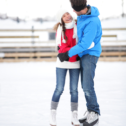 Love On Ice Proposal