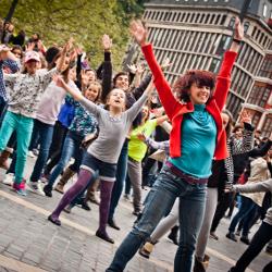 Flash Mob Proposal