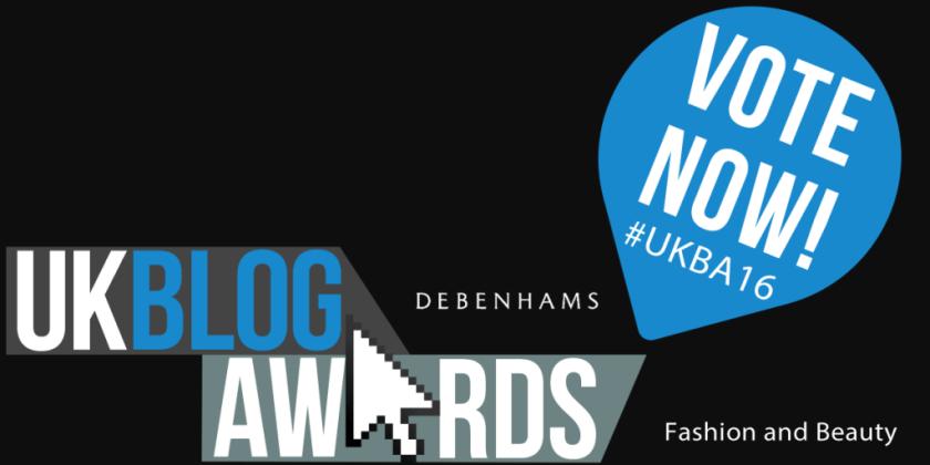 Vote for TheDiamondStore.co.uk at the UK Blog Awards 2016!