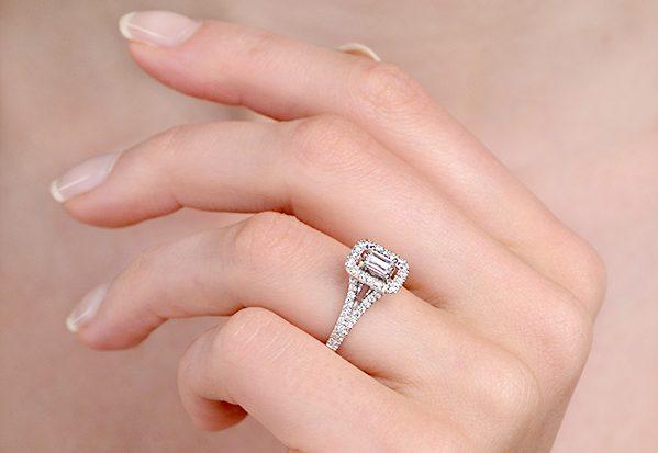 Prince Cut Ring