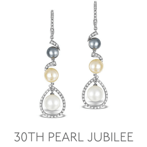 30th Anniversary Pearl Jubilee - Wedding Anniversary Gemstone Jewellery