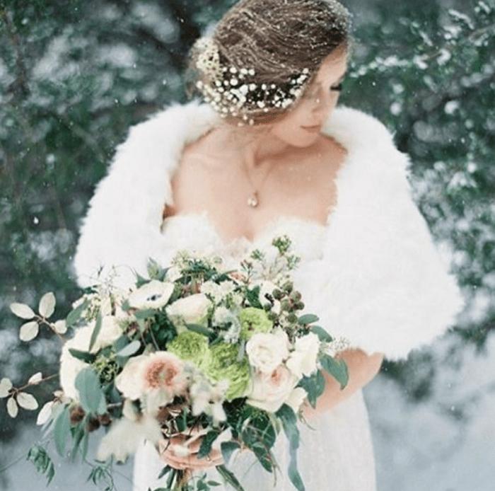 22 Stunning Winter Wedding Ideas