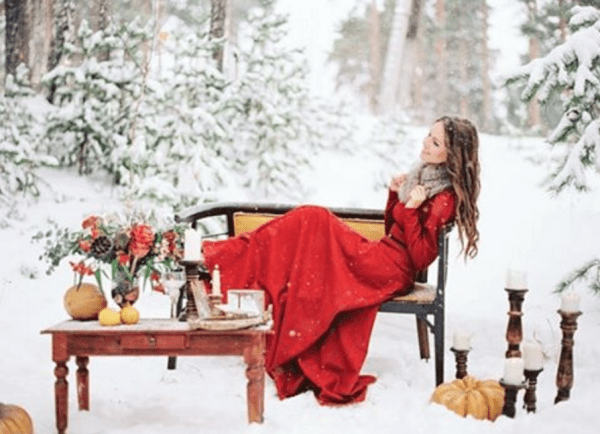 Guide to Winter Bridal Style 2019