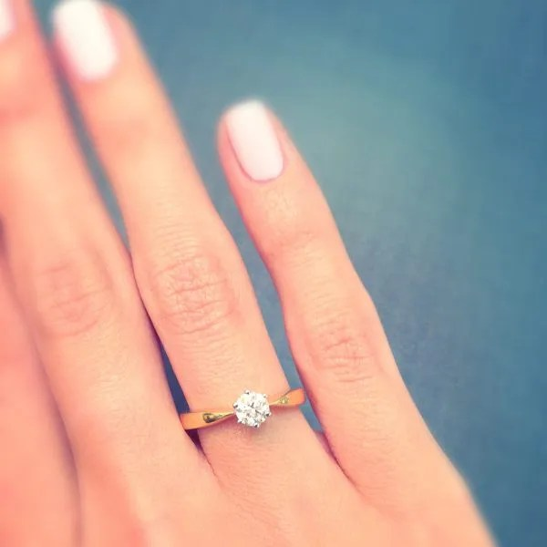 What Is A Promise Ring Meaning Styles And Buying Guide