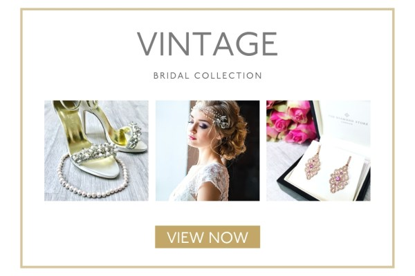 Bridal Jewellery Inspiration - 5 Unique Wedding Collections