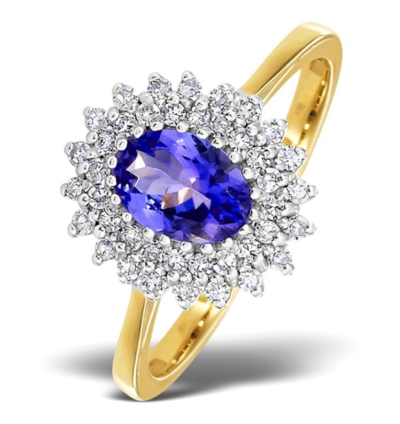 10 Best Tanzanite Jewellery Pieces