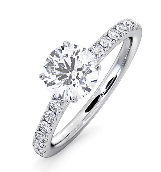 schulz style shop ring fort diamonds diamond shape ky shaped engagement designer halo rings mitchell