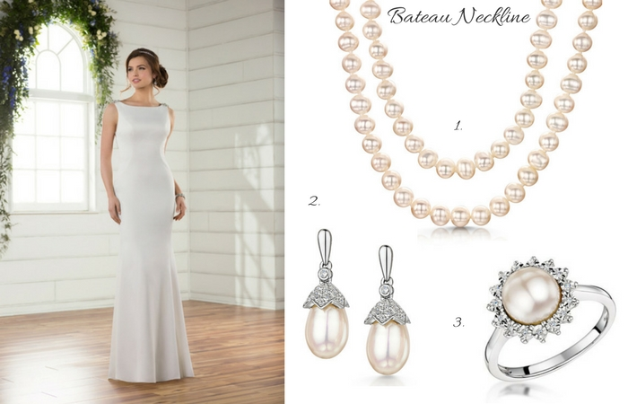 What Jewellery Suits My Wedding Dress?