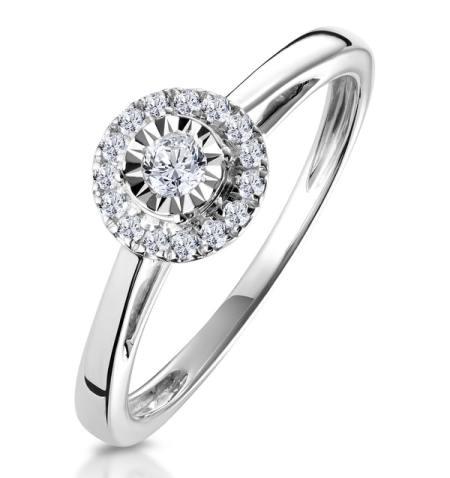 5 Best Diamond Engagement Rings Under 500 In The Uk