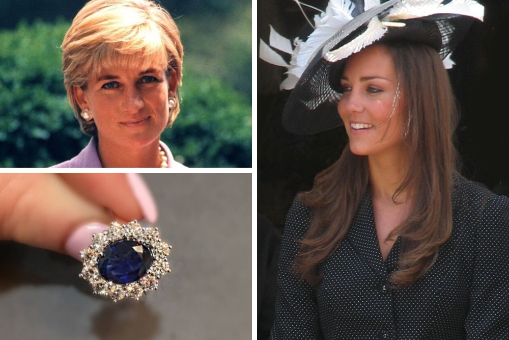 The Best Duchess Of Cambridge Engagement Ring