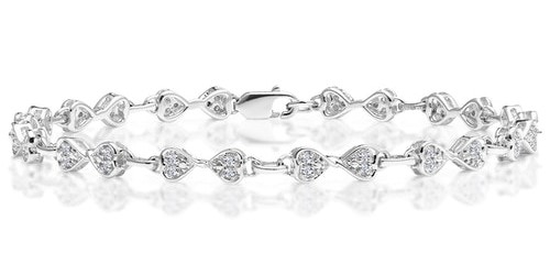diamond jewellery Christmas gifts under £250