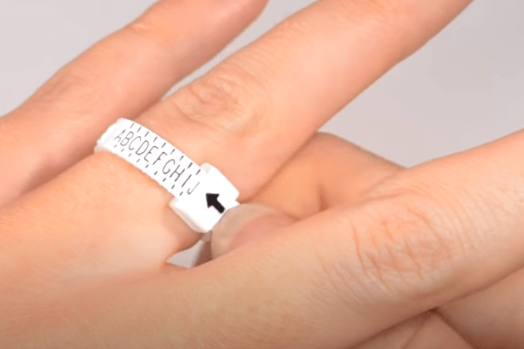 How to Measure Ring Size