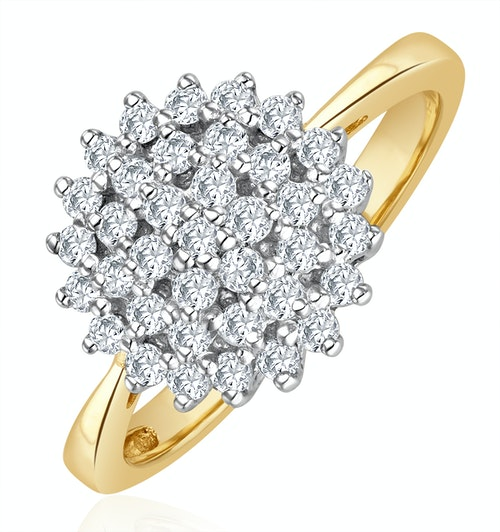 10 Best Yellow Gold Rings With Diamonds and Gems